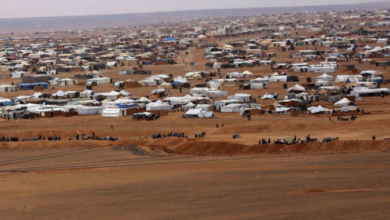 صورة دمشق وموسكو: واشنطن أفشلت خطة إخلاء مخيم الركبان