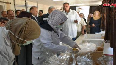 Photo of الأول من نوعه في الشرق الأوسط.. وضع معمل المبيدات الحيوية في حماة بالخدمة