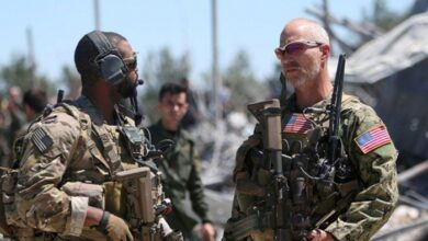 Photo of مقتل وجرح 6 جنود أمريكيين بحادث تحطم مدرعة