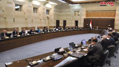 صورة مجلس الوزراء يحدد توجهات الإنفاق في الموازنة للعام 2020