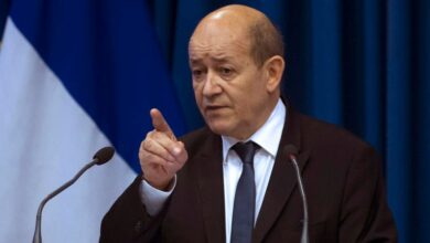 Photo of فرنسا: على الاتحاد الاوروبي حظر تصدير الأسلحة لتركيا