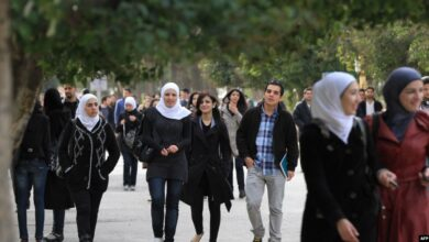 "Photo of ضمن اتفاق ""السياحة وجامعة دمشق"" برنامج تدريبي لطلاب كلية السياحة"
