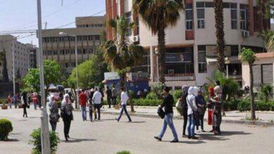 صورة مشروع قرار لإعلان مواعيد مفاضلات الماجستير في الجامعات السورية