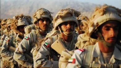 Photo of الإمارات تسحب قواتها من مدينة عدن .. والجبواني: لن يخرجوا إلا بعد أن يغرقوا بلادنا في بحور الدم
