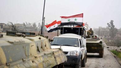 Photo of مدينة منبج تحت سيطرة الجيش السوري