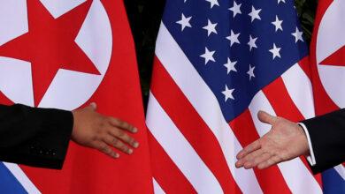 """صورة """"انهيار"""" المفاوضات النووية بين كوريا الشمالية والولايات المتحدة الامريكية"""
