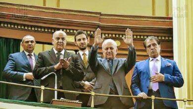 Photo of البرلمان المصري يستقبل القائم بالأعمال السوري بالتصفيق الحار