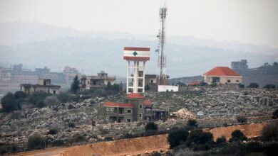 Photo of سقوط طائرة مسيرة إسرائيلية في الأراضي اللبنانية