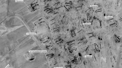 Photo of الدفاع الروسية تنشر صوراً تثبت تهريب النفط السوري تحت حراسة عسكرية أميركية