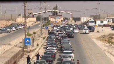 Photo of 413 ألف سيارة عبرت نصيب منذ افتتاحه
