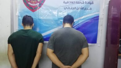 Photo of اللاذقية.. قتل صديقه وحرق جثته داخل برميل