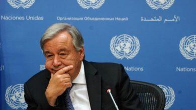 Photo of الأمم المتحدة قد لا تجد ما يكفي لدفع رواتب موظفيها في نوفمبر