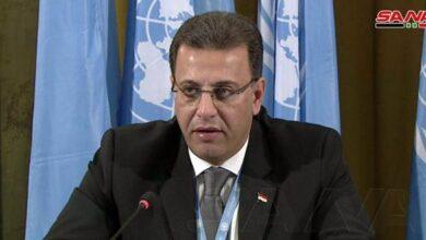 Photo of الكزبري: الحوار يجب أن يكون سورياً – سورياً وبدون أي شروط