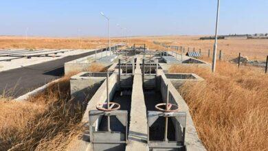 Photo of ٩٠٠ مليون ليرة لمحطتي معالجة في تل الدرة وتل التوت بمنطقة سلمية