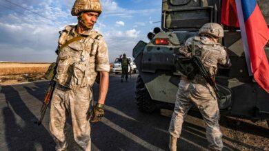 "Photo of الشرطة العسكرية الروسية والجيش السوري يتابعان انسحاب ""قسد"""