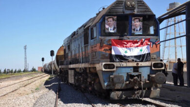 "Photo of بكلفة 246 مليون.. تشغيل النقل السككي باتجاه صومعة ""ابن الوليد"" بحمص"
