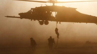 """Photo of الأمريكيون يرحّلون بقايا """"البغدادي"""" إلى العراق"""