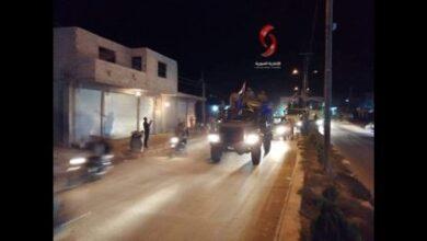 """Photo of الجيش السوري يدخل """"عين العرب"""" ويصل للحدود التركية (فيديو)"""