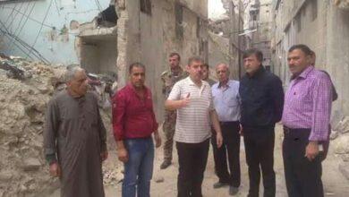 "Photo of مدلجي مهتم بـ ""فردوس"" حلب"