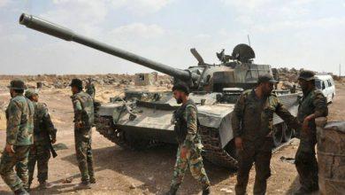 Photo of الجيش يرد على اعتداءات الإرهابيين ويستهدفهم في ريفي حماة وإدلب