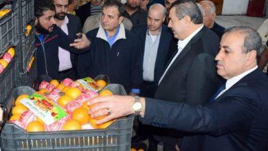 Photo of وزير التموين: عملية تسويق الحمضيات مريحة.. وقانون جديد لتنظيم عمل أسواق الهال