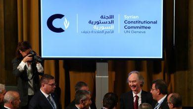 صورة اللجنة الدستورية المصغرة تبدأ يومها الثاني وفق البرنامج المقترح من الوفد المدعوم من الحكومة السورية