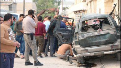 Photo of الانفجارات تعود إلى ريف حلب الشمالي وتوقع قتلى ومصابين