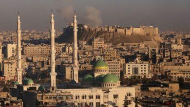 Photo of إرهابيون يمطرون حلب بالقذائف واستشهاد طفلة وجرح آخرين