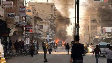 Photo of شهداء وجرحى نتيجة تفجيرات بثلاثة سيارات مفخخة في مدينةالقامشلي
