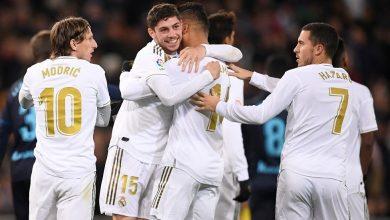 Photo of ريال مدريد يضمن التأهل إلى ثمن نهائي الأبطال قبل مواجهة باريس سان جيرمان
