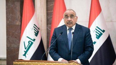 صورة بعد عام على تنصيبه.. عبد المهدي يستقيل من رئاسة حكومة العراق