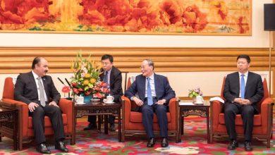 Photo of نائب الرئيس الصيني يؤكد دعم بلاده لسورية في مواجهة الإرهاب وإعادة الإعمار