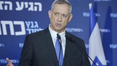 Photo of على خطا نتنياهو.. غانتس يعلن فشله في تشكيل حكومة الاحتلال