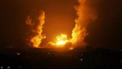 "Photo of ""طيران مجهول"" يقصف بلدات شمال حلب"