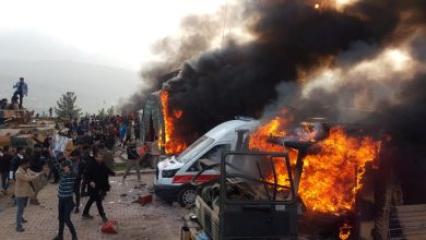 Photo of سلسلة انفجارات في بغداد تزهق حياة 6 أشخاص