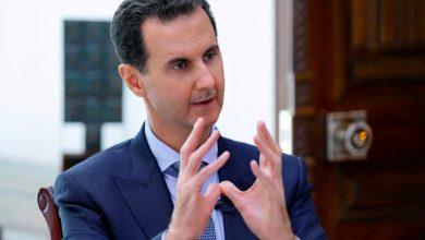 Photo of الرئيس الأسد في حوار مع قناة روسيا (24) ووكالة روسيا سيفودنيا: الوجود الأمريكي في سورية سيولد مقاومة عسكرية تؤدي إلى خسائر بين الأمريكيين وخروجهم