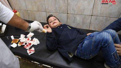 Photo of ٧ شهداء و٤٠ جريحا في يوم دام بقذائف الإرهاب في حلب
