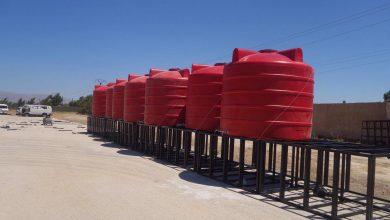 Photo of الهلال الاحمر بالقنيطرة يقدم خزانات كبيرة للمناطق التي لم تصلها المياه