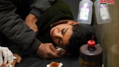Photo of مجزرة إرهابية في حلب.. والحصيلة مرشحة للارتفاع