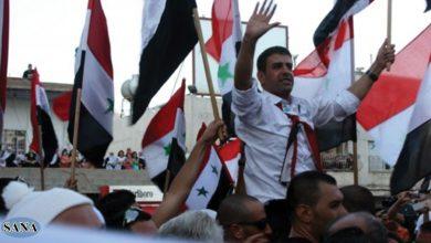 Photo of صالح لــ«الوطن»: رسالة الرئيس الأسد للأسير المقت أكدت أن الجولان في قلب القائد