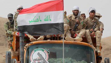 Photo of الحشد الشعبي يرسل تعزيزات كبيرة لحماية الحدود مع سورية