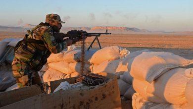 """Photo of الجيش يحبط هجوما لـ""""داعش"""" بوادي الضبيات في بادية السخنة"""