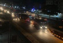 Photo of الاحتلال الأمريكي يدخل قافلته الأضخم إلى القامشلي