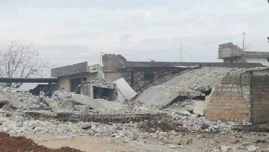 Photo of انفجار سجن تابع للإرهابيين شمال حلب.. والفاعل مجهول