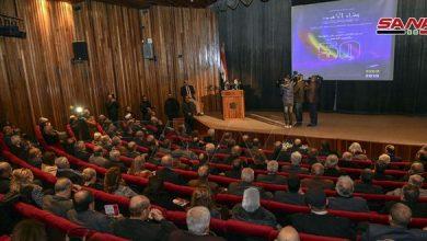 Photo of برعاية الرئيس الأسد.. احتفالية بالذكرى الخمسين لتأسيس اتحاد الكتاب العرب