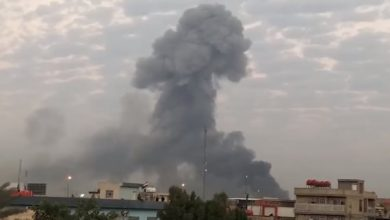 Photo of سقوط صواريخ كاتيوشا قرب مطار بغداد الدولي