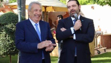 صورة الخطيب يخلط الأوراق في لبنان ويتنازل عن ترشيحه للحريري
