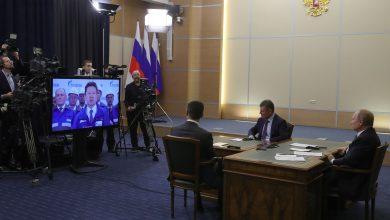"""Photo of الرئيس بوتين ونظيره الصيني يعلنان بدء ضخ الغاز بـ"""" قوة سيبريا"""" بطول 3 آلاف كيلومتر"""