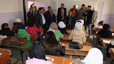 Photo of ١٢٨ ألف طالب من بينهم ٤٠٠ مهجر في امتحانات الفصل الدراسي النصفي في الحسكة
