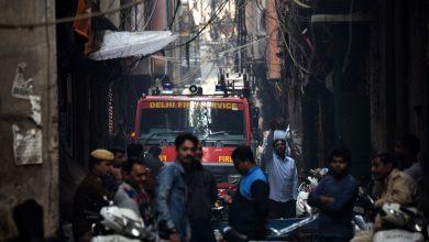 Photo of مصرع 43 شخصاً على الأقل بحريق مصنع في الهند